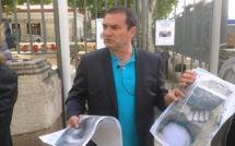"""Le président """"d'Ajaccio Energie"""" demande l'arrêt des travaux du Square Campinchi"""