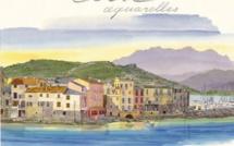 Fabrice Moireau et Belinda Cannone racontent la Corse en aquarelles