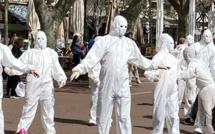 Les « hommes en blanc » dans les rues de Bastia : qui sont-ils ?