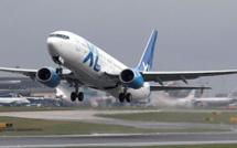 Arrêt d'urgence à Lyon pour le Boeing 737 de XL Airways Paris-Ajaccio