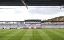 Stade Michel-Moretti : Début de la dernière tranche des travaux