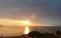 La météo du lundi 19 avril 2021 en Corse