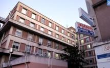 L'hôpital d'Ajaccio. Photo : Michel Luccioni