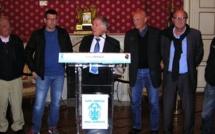 Ajaccio : Les boulistes en compétition pour le championnat de France reçus à la mairie