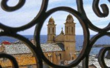 La photo du jour : derrière la grille, San Ghjuvà