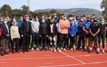 Athlétisme - Les équipes de France en stage à Porto-Vecchio