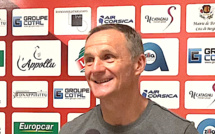 "VIDEO - Albert Cartier (FC Bastia-Borgo) : ""on sort grandi de ce match"""