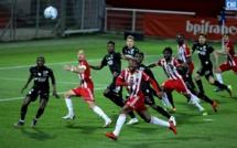 Ligue 2 :  L'ACA bute sur Amiens (2-2)