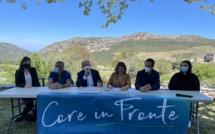 Elections territoriales : Core in Fronte part en campagne pour gagner le pari du 2nd tour