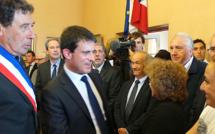 Action de Valls en Corse : Le soutien d'Emile Zuccarelli