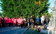 Bravone : L'hommage aux victimes de Furiani