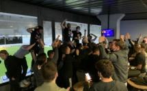 """VIDEO - Le SCB retrouve la Ligue 2 : la joie des """"bleus"""""""