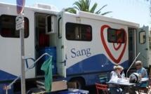 La 10è édition de la Journée Mondiale du don de sang le 14 juin en Corse