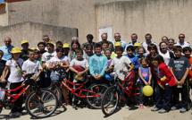 Piste d'éducation routière: Un beau final à Porticcio