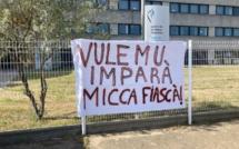 Bac 2021 : les lycéens du Fiumorbu bloquent leur établissement
