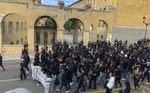 VIDEO - Bac 2021 : la mobilisation ne faiblit pas à Ajaccio