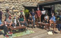 Résidence d'écriture : une première réussie d'Eurodoc à Venaco