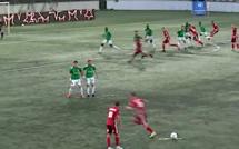 Le FC Bastia-Borgo ouvre le score puis se fait dépasser par le Red Star