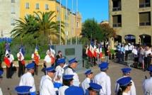 Ajaccio : Le 73è anniversaire de l'Appel du 18 juin 1940 célébré sous une chaleur torride