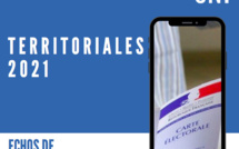 Territoriales 2021 : Echos de campagne du 12 mai