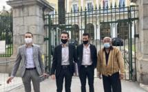 """Territoriales : Jean-Antoine Giacomi dévoile sa liste """"Forza Nova - Corsica Fiera"""""""