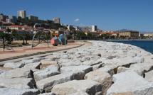 Ajaccio : La place Miot fin prête pour accueillir le Tour