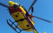 Capu Formiculaghju : deux randonneurs blessés après une chute en montagne
