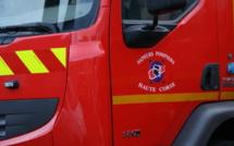 Bastia : Un véhicule incendié dans la nuit
