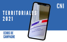 Territoriales : Echos de campagne du 21 mai 2021