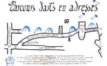 """Ajaccio : Parcours """"d'arts en adresses"""""""