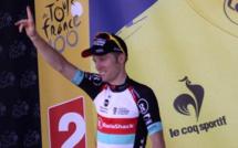 Les dernières images du Tour de France à Calvi