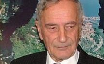 L'Ile-Rousse : décès du colonel (er) Daniel Thibaudin