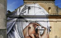 En images - Le festival Popularte dévoile ses œuvres monumentales dans les villages corses