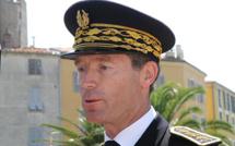 Le nouveau prefet de Corse a pris ses fonctions