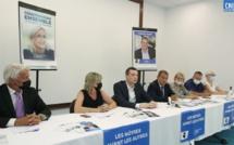 Territoriales : Jordan Bardella en soutien de François Filoni à Ajaccio