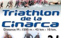Dimanche, le triathlon de la Cinarca