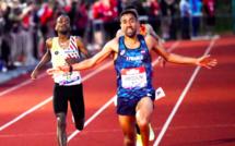 Morhad Amdouni remporte la Coupe d'Europe du 10 000 m
