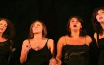 Isulatine en concert à Propriano