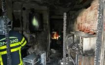 Après l'incendie d'Aiacciu : une prise en charge immédiate