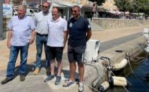 VIDÉO - La fondation Charlène de Monaco offre du matériel de dépollution au port de Saint-Florent