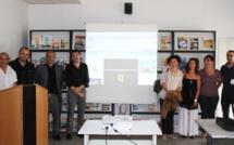 Un site internet pour la bibliothèque prêt du Conseil Général de Corse-du-Sud