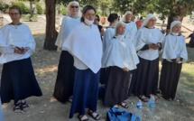 Ordination de Mgr François Bustillo : au Casone la ferveur malgré la canicule