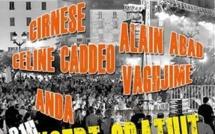 La Scène Musicale Corse sur la place du Diamant