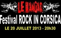 "Ajaccio : Festival Rock in Corsica au… ""Hangar"""