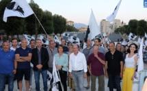 En meeting à Ajaccio Core in Fronte promet de défendre les intérêts de tous