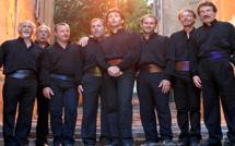 Tavagna en concert à Propriano
