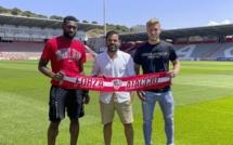 Mercato ACA : deux nouveaux joueurs rejoignent les Oursons