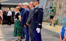 Portivechju , Bunifazziu, Lisula : la Corse a commémoré l'appel du 18 juin 1940