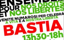 """Covid-19 : une journée """"pour célébrer la liberté"""" ce samedi à Bastia"""