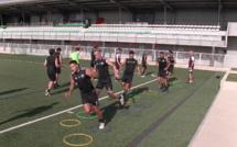 Football : C'est reparti pour le FC Bastia-Borgo